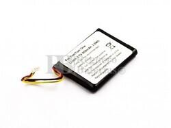 Batería F650010252 para Tomtom RIDER, ONE V3, ONE V2, ONE,