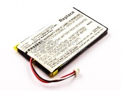 Batería FALK F3, F4, F6, Li-Polymer, 3,7V, 1200mAh, 4,4Wh