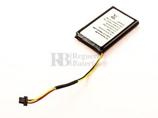 Batería FLB0813007089 para TomTom Go 600, Li-ion, 3,7V, 1200mAh, 4,4Wh