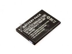 Bateria Focus 2 SGH-i667, para telefonos Samsung, Li-ion, 3,7V, 1800mAh, 6,7Wh