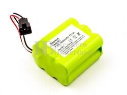 Bater�a for Teac R1, NiMH, 7,2V, 1800mAh, 13,0Wh