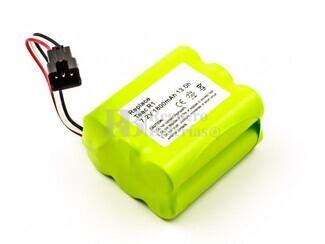 Batería for Teac R1, NiMH, 7,2V, 1800mAh, 13,0Wh
