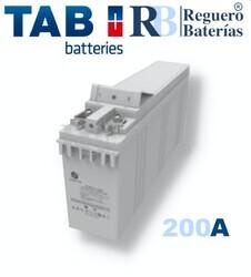 Batería Frontal 12 Voltios 200 Amperios TAB 5GFT200