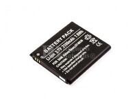 Batería Galaxy Beam, GT-I8530, Li-ion, 3,7V, 2100mAh, 7,8Wh
