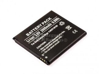 Bateria, Galaxy Mega 5.8, GT-I9150, Li-ion, 3,8V, 2600mAh, 9,9Wh