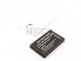 Bateria Galaxy Note 3, Li-ion, 3,8V, 6400mAh, 24,3Wh, tapa color blanco