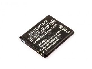 Bateria Galaxy Premier i9260, para telefonos Samsung, Li-ion, 3,7V, 2100mAh, 7,8Wh