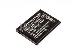 Bateria Galaxy W, Xcover, para telefonos Samsung, Li-ion, 3,7V, 1500mAh, 5,6Wh