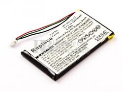 Bater�a Garmin Edge 605, Edge 705, Li-Polymer, 3,7V, 1250mAh, 4,6Wh