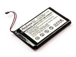 Bater�a Garmin N�vi 1200, 1205, 1205W, Li-ion, 3,7V, 930mAh, 3,4Wh