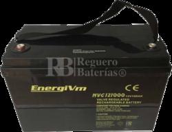Batería Gel 12 Voltios 100 Amperios Energivm MVG121000