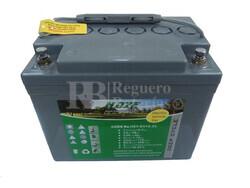 Batería Gel 12 Voltios 33 Amperios Haze HZY-EV12-33