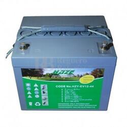 Batería Gel 12 Voltios 44 Amperios Haze EV12-44
