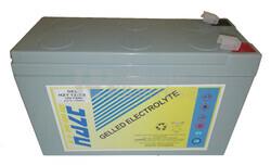 Batería Gel 12 Voltios 7,5 Amperios Haze EV12-7.5