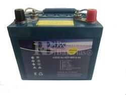 Batería 12 Voltios 44 Amperios para embarcación Haze HZY-MR12-44