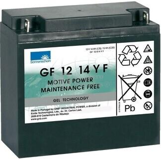 Batería Gel Sonnenschein Dryfit GF12014Y 12V 14A