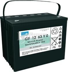 Batería Gel Sonnenschein Dryfit GF12063YO 12V 70A