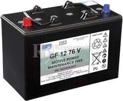 Batería Gel Sonnenschein Dryfit GF12076V 12V 86A