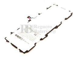 Batería GT-P5100 para tablet Samsung Galaxy Tab 2 10.1, SM-T355, Li-Polymer, 3,7V, 7000mAh, 25,9Wh