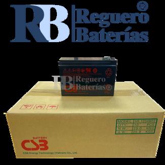 Bateria HR1234WF2 12V 9A Caja 10U