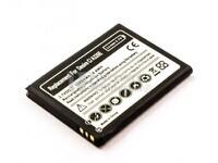 Batería HTC Desire C, Li-ion, 3,7V, 1200mAh, 4,4Wh