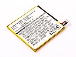 Batería Huawei ASCEND D1 XL, U9500, Li-Polymer, 3,7V, 1800mAh, 6,7Wh