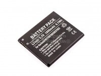 Batería Huawei ASCEND W1, Li-ion, 3,7V, 1800mAh, 6,7Wh