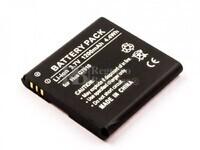 Batería Huawei G7010, Li-ion, 3,7V, 1200mAh, 4,4Wh