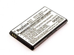 Batería Huawei HBU83S, Li-ion, 3,7V, 700mAh, 2,6Wh