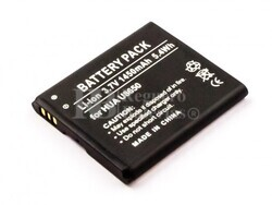 Bater�a Huawei U8650, Li-ion, 3,7V, 1450mAh, 5,4Wh