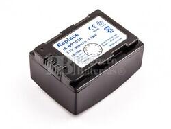 Batería IA-BP105R para cámaras Samsung SMX-F54, SMX-F50, HMX-H305, HMX-H304, HMX-H300