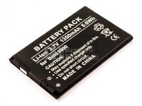 Batería J-M1 para BlackBerry Torch 9850, Torch 9860,