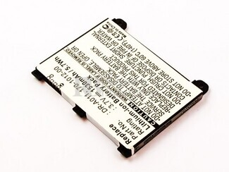 Bateria Kindle 2 (3G version), Li-ion, 3,7V, 1530mAh, 5,7Wh para libros digitales Amazon