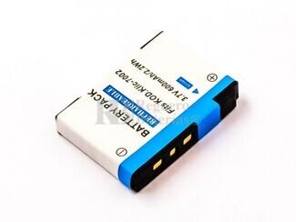 Bateria KLIC-7002 para cámaras Kodak..