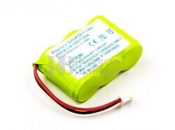 Batería larga duración para teléfono inalámbrico SIEMENS Gigaset 100 200 A1 A100