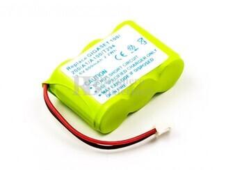 Batería larga duración para teléfono inalámbrico Siemens