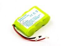 Batería larga duración para teléfonos inalámbricos Amstrad, AT and T, Emerson, Panasonic, Sanyo, Sony
