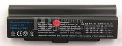 Bateria larga duración para Sony Vaio VGP-BPL9C, VGP-BPS9/B, VGP-BPL9, VGP-BPS9B