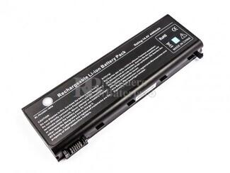 Bateria de larga duracion para ordenador TOSHIBA Satellite  L10, L15, L20, L25, L30, L35, L100, TOSHIBA Tecra L 2