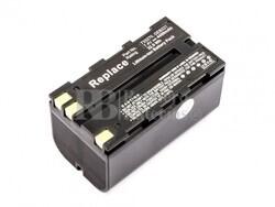 Batería para Leica GEB221, Li-ion, 7,4V, 4400mAh, 32,6Wh, no compatible con el cargador original Leica  GLK221