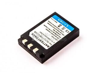 Batería LI-10B, LI-12B para cámaras digitales Olympus, Sanyo