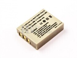 Batería LI-30B para cámaras Olympus, Pentax