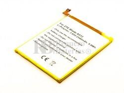 Batería Li3925T44P8h786035 para teléfonos ZTE