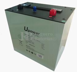 Batería Litio 24 Voltios 42 Amperios U-power UE-24Li42