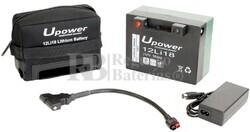 Batería Litio Carrito de Golf 18 Amp U-Power