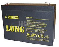 Bateria LONG AGM de 12 Voltios 21W WP1221W 140x48x102 mm