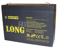 Bateria LONG AGM de 12 Voltios 21W WP1221W 140x48x102 mm