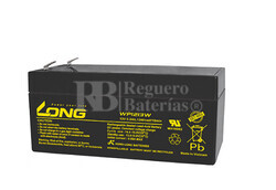 Batería 12 Voltios 3,3 Amperios Long WP1213W