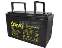 Bateria LONG 12 Voltios 100 Amperios KPH100-12N  338x170x215 mm