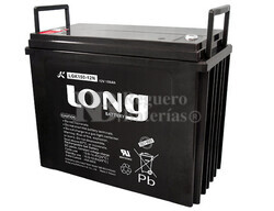 Bateria LONG de Gel 12 Voltios 150 Amperios LGK150-12N  352x170x276 mm